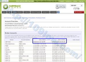 Date AddedとDate Verifiedに日付が記載されている事を確認する