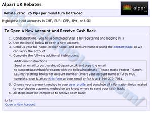 Alpari UKをCBFに登録完了するまでの流れ