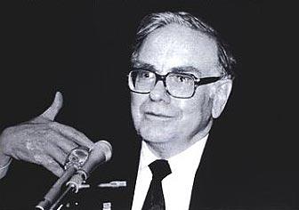 ウォーレン・バフェット(Warren Edward Buffett)